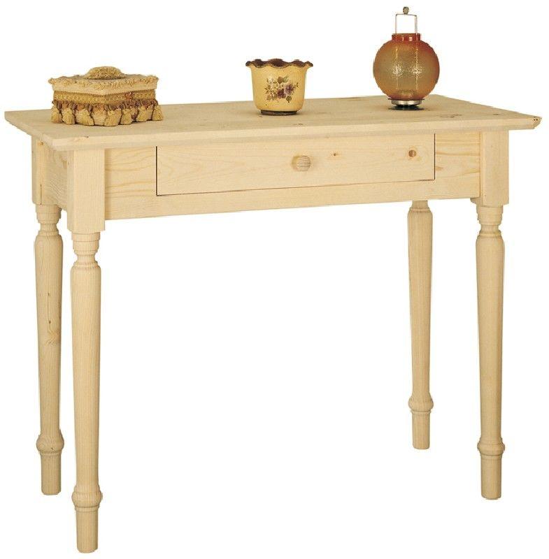 Market del legno tavolo consolle console h78 for Console tavolo